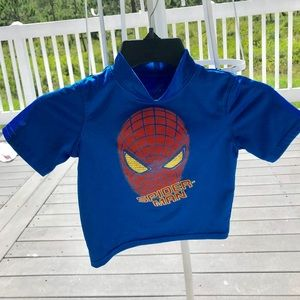*3 FOR 15* Toddler Spider-Man Marvel Rash Guard